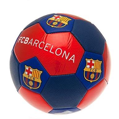 FCB FC Barcelona - Balón modelo Nuskin (Talla Única) (Azul/Rojo ...