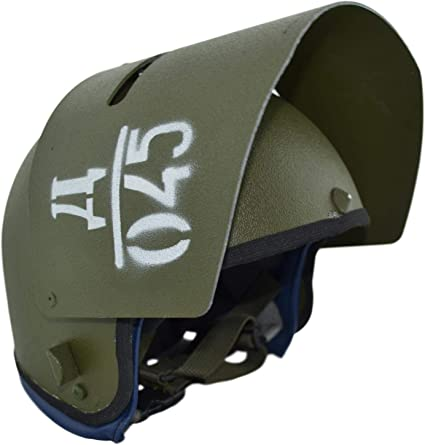 Amazon Com Gearcraft Replica Russian Helmet Maska 1 With Steel Vizor Olive For Special Units Russian Army Tachanka Edition Sports Outdoors Russian military special forces helmet used by tachanka character in videogame rainbow six siege. gearcraft replica russian helmet maska 1 with steel vizor olive for special units russian army
