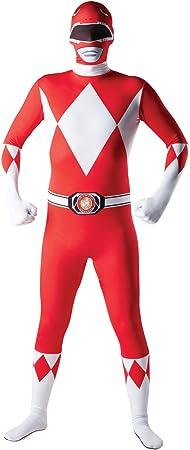 Rubies - Disfraz Oficial de Power Rangers de Mighty Morphin para ...