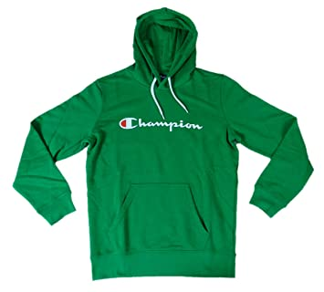 Champion Sudadera Hombre cerrada con capucha au istitutionals CGL (verde), verde, L: Amazon.es: Deportes y aire libre