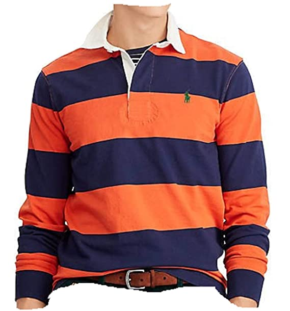 18d4538984a9 Image Unavailable. Image not available for. Color  Polo Ralph Lauren - The  Iconic Rugby Shirt