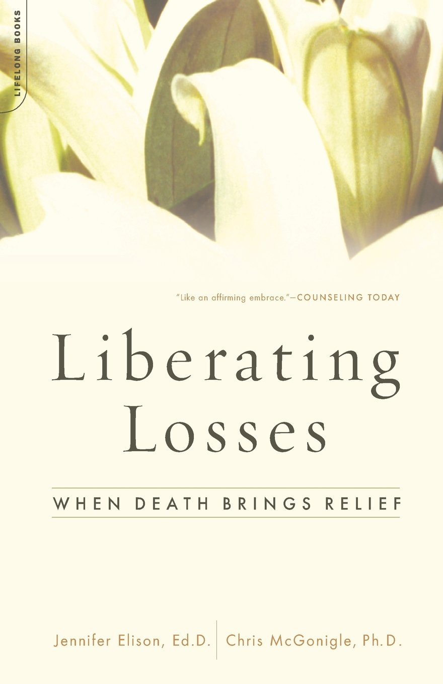 Download Liberating Losses: When Death Brings Relief pdf