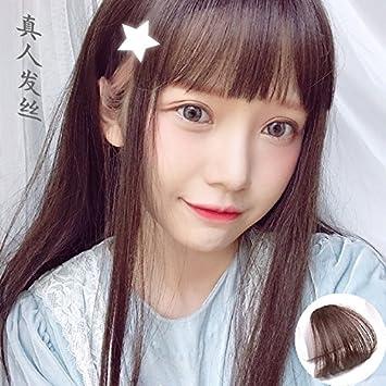 Amazon Japanese Short Straight Hair Wig Women Girls Female