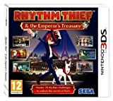 Rhythm Thief and the Emperor's Treasure (Nintendo 3DS)