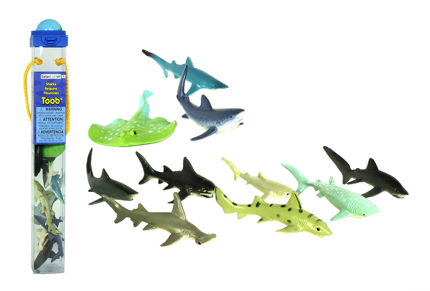 Safari Ltd Sharks TOOB