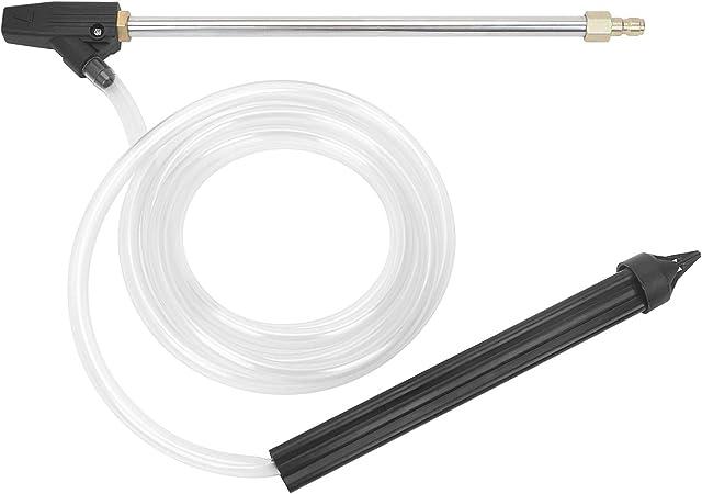 Sandblaster Pressure Washer Sand Wet Blasting Nozzle Gun 1//4 In Quickly Connect