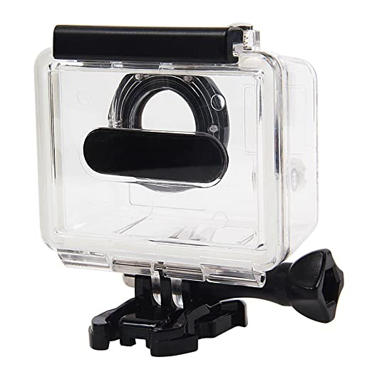 Replacement Waterproof HD Housing Case for GoPro HD HERO and HD HERO2 Camera