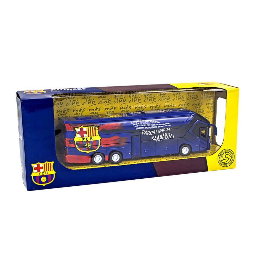 Eleven Force, Autobus FC Barcelona, 20 x 4 x 5,5 cm: Amazon.es: Juguetes y juegos