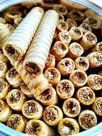 PIRULIN Barquillas Rellenas de Chocolate y Avellanas 300 gr / 10.58 Oz: Amazon.es: Alimentación y bebidas