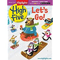 1-Year (12 Issues) of Highlights High Five Magazine Subscription