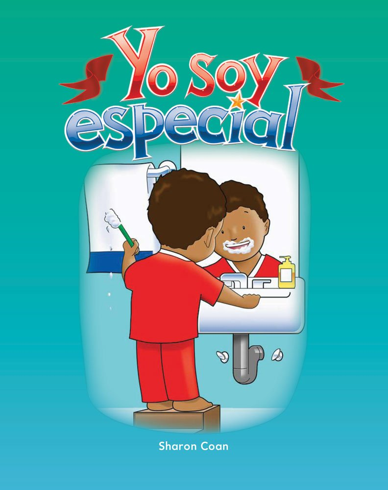 Yo soy especial (Special Me) Lap Book (Spanish Version) (Literacy, Language, and Learning) (Spanish Edition) by Teacher Created Materials