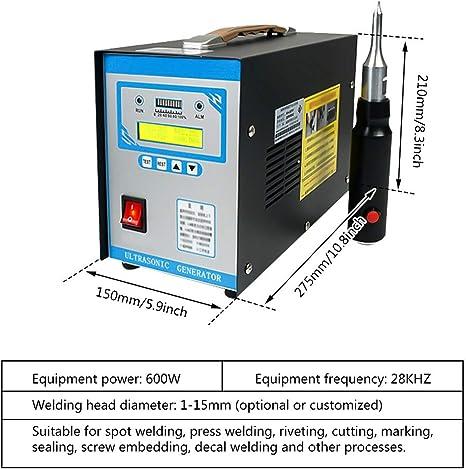 1pc Various Welding Head Tips for Ultrasonic Plastic Welder Spot Welding Machine