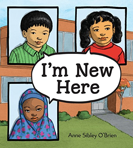 I'm New Here by Charlesbridge Publishing