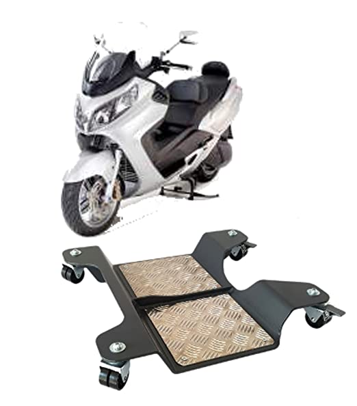 16 opinioni per Pedana sposta moto. Speciale per scooter e maxi scooter.
