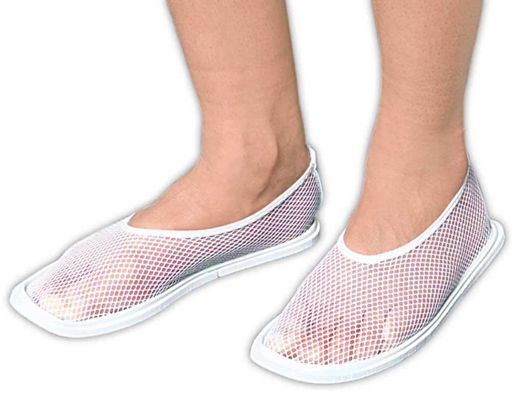 Amazon.com: Secure SRSS-1XL Slip Resistant Shower Shoes w ...