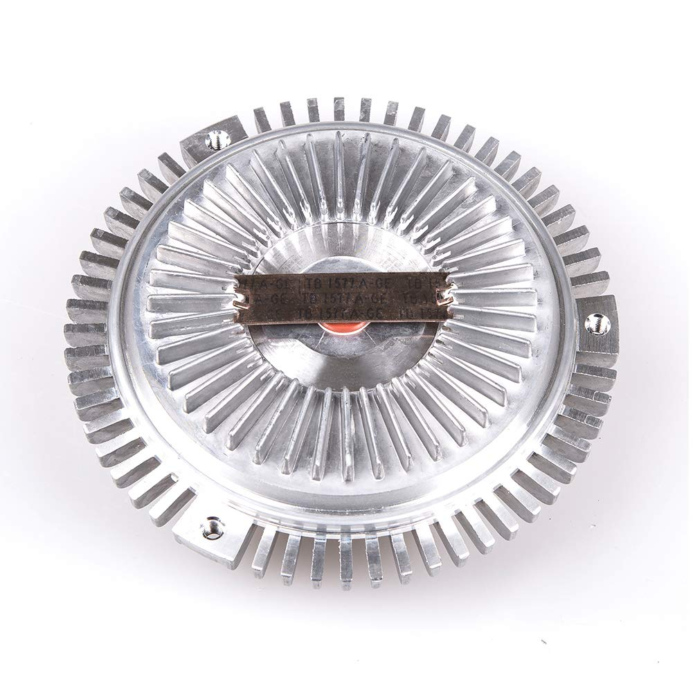 KINCARPRO Premium Engine Cooling Fan Clutch 11527505302 for BMW E36 E46 E34 E39 X5 E53 Z3 M50 M52 M54 323i