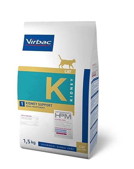 HPM Dieta para gatos K1-cat kidney support problemas renales