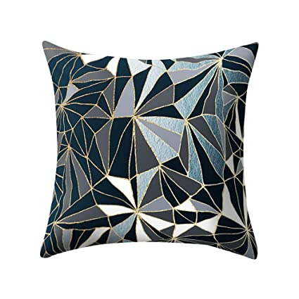 """MOROCCAN GREEN Floral Cushion Cover Made Australia 45cm CLEARANCE!........18/"""""""