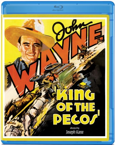 King of the Pecos [Blu-ray]