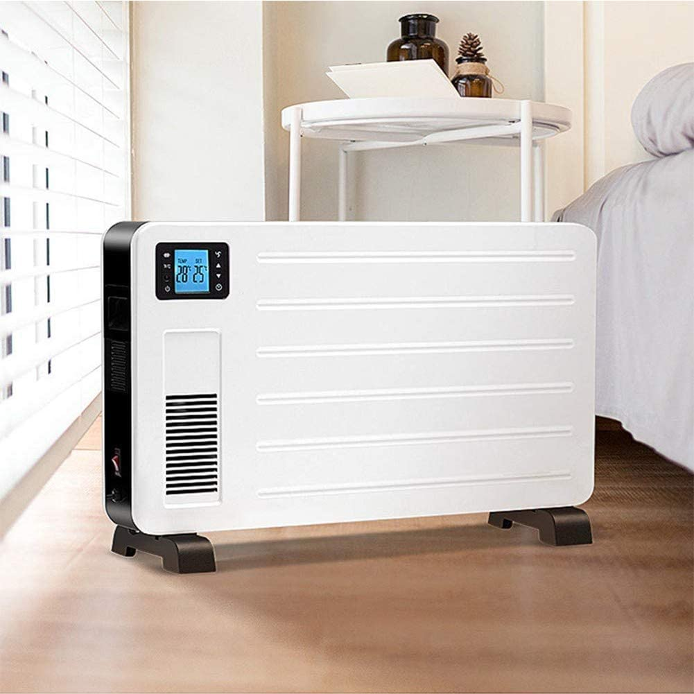Convection Heater (2300 W, LED Touch Display, ECO Mode, 24-hour Timer, Remote Control)