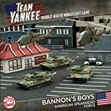 "Team Yankee - ""Bannon's Boys"" Plastic Army Deal"