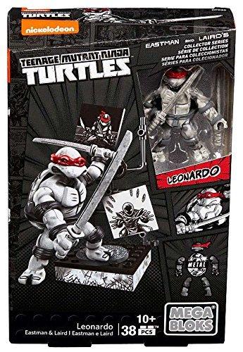 ninja turtles black white - 3