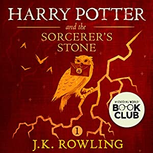 Harry Potter Book 1 Read by Jim Dale (Audio Book)