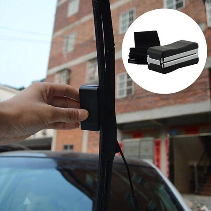 Herramienta de reparación de limpiaparabrisas de Coche, Elevin (TM) Universal Kit de Herramientas de reparación de limpiaparabrisas para Parabrisas: ...