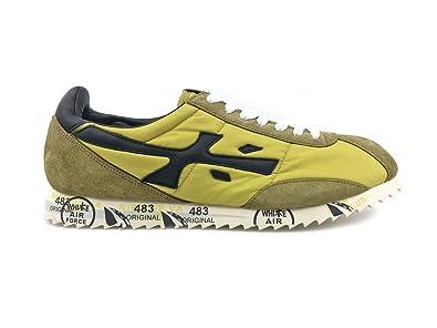 PREMIATA Herren Sneaker  , Gelb - Gelb - Größe  42 EU  MainApps ... f2e8c194f5