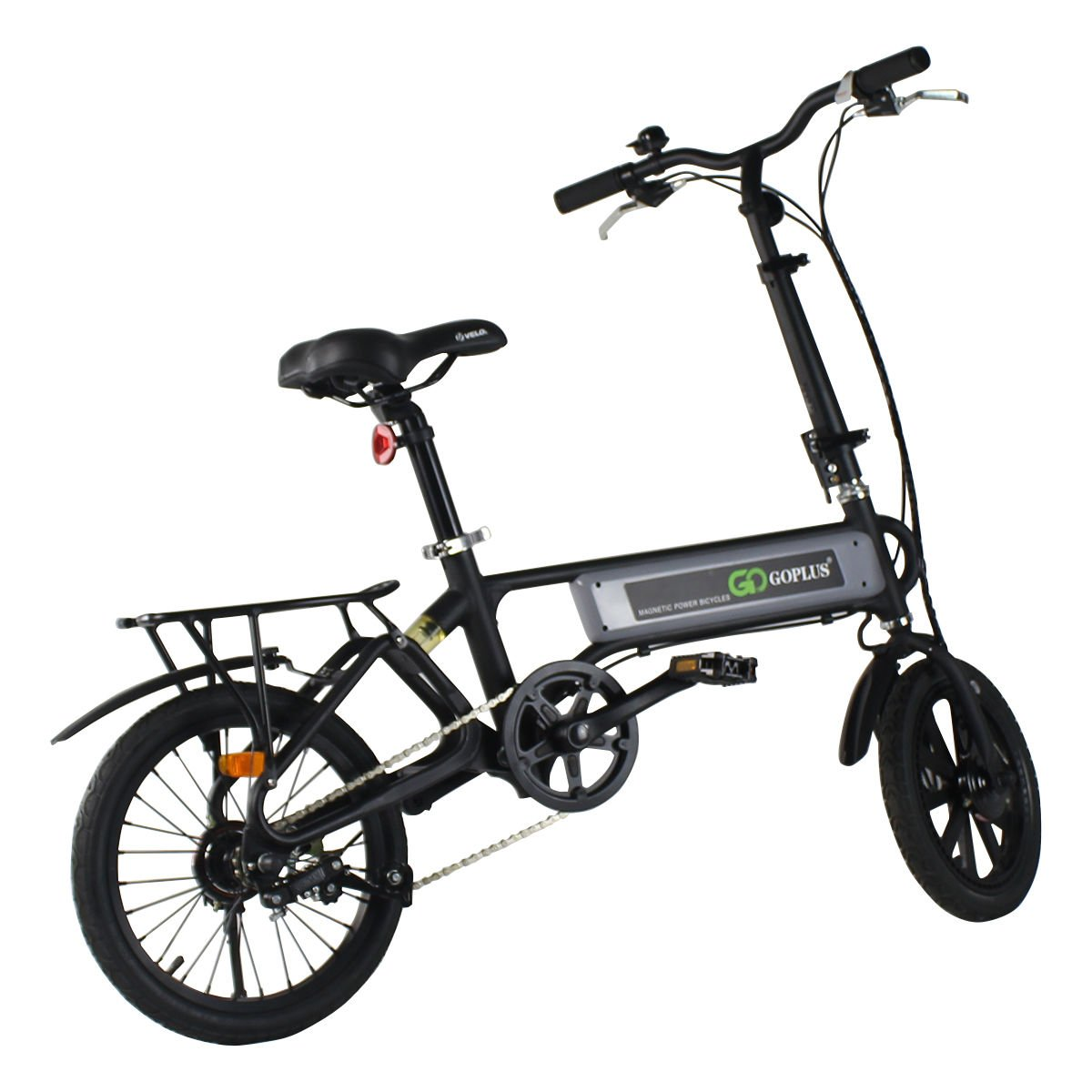 Bicycle Electric Folding Bike 120W Lithium Battery