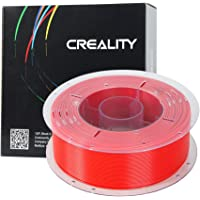 Creality 3D PLA Filament 1.75mm 1KG bobine pour imprimante 3D - Rouge