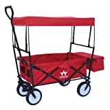 Sports God Folding Wagon Collapsible Utility Garden