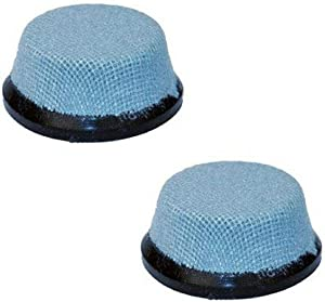 (New) 2 Air Filter Mini-Mac fits 6A 35 100S 110 120 130 140 155 160S 165 fits Other Models + Free E-Book for Your Lawn Mower