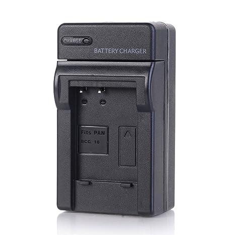 Amazon.com: hzqdln Cargador de batería para Panasonic Lumix ...