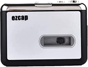 Ezcap231 Standalone Cassette Tape to MP3 Converter, USB Cassette Capture, Convert Tapes to USB Flash Drive Directly,No Need a Computer.