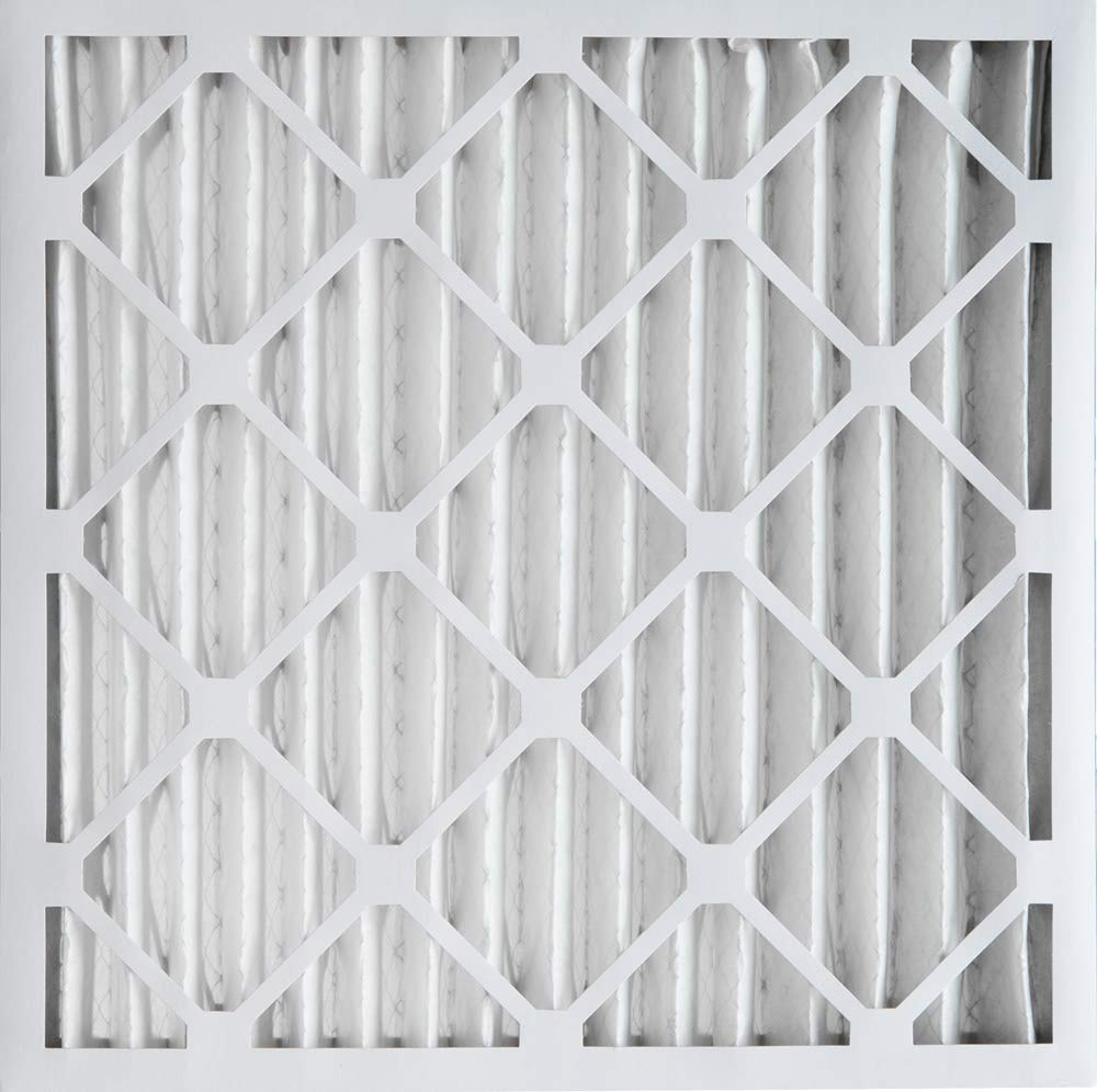 Nordic Pure 21x21x2 MERV 11 Pleated AC Furnace Air Filters 4 Pack