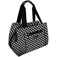 """Nicole Miller Insulated 11"""" Lunch Tote"""