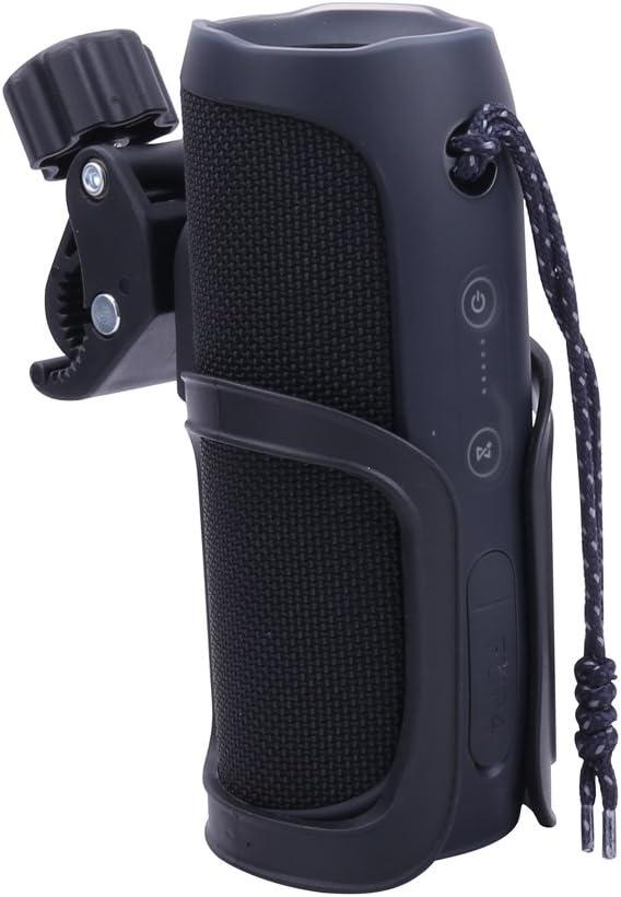 Bike Mount Holder with Clamp for JBL Flip5//Flip 4//3 Bluetooth Speaker by Aenllosi