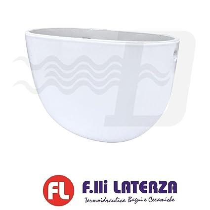 Cassetta Wc Alta In Ceramica.Cassetta Scarico Wc Vaso Alta Porcellana Ceramica Bianca Sanitari