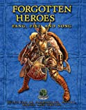Forgotten Heroes Fang Fist and Song, Goodman Games, 098166637X