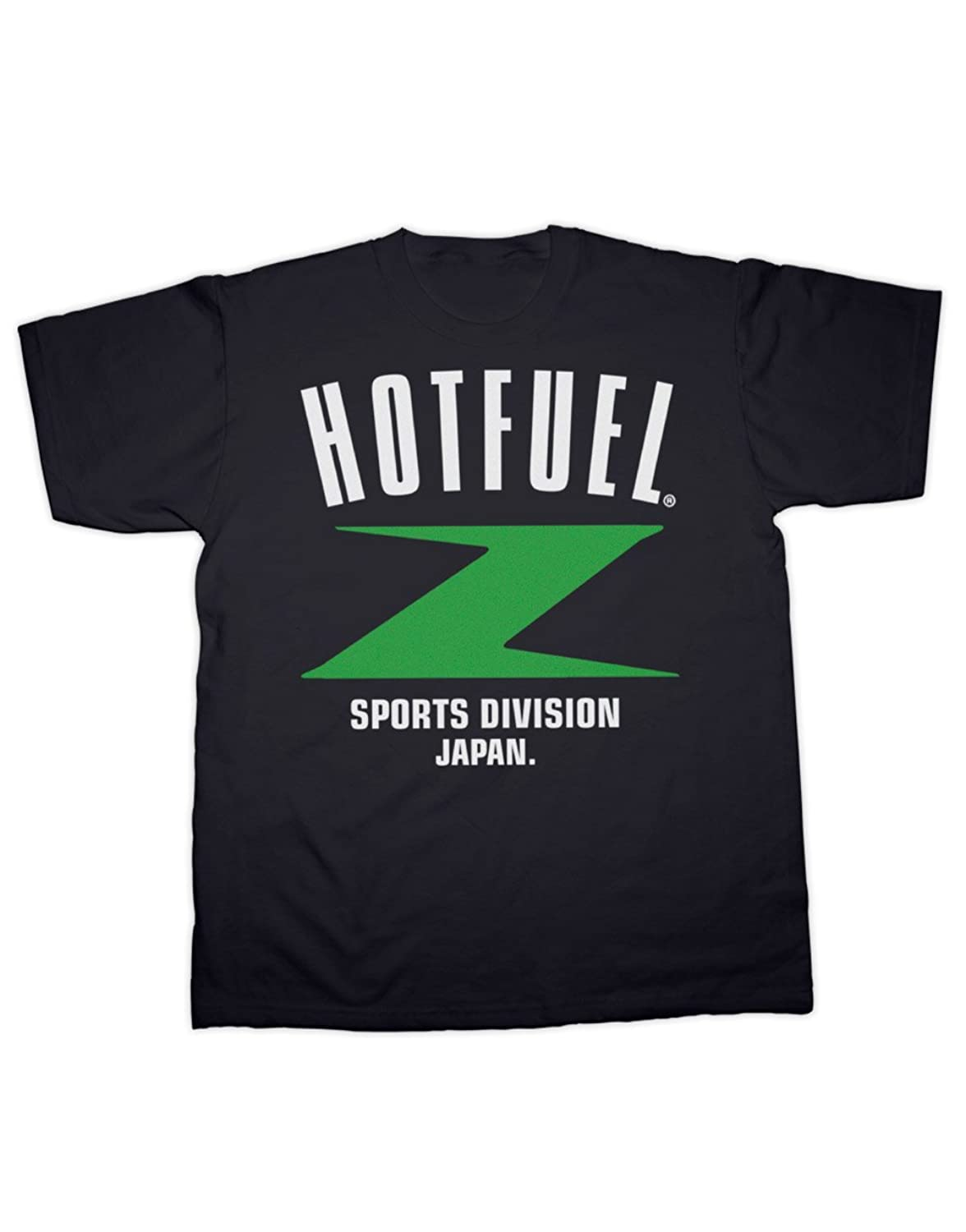 Hotfuel Z Sports Division Japan T-Shirt. All Sizes (Small - 5XL)