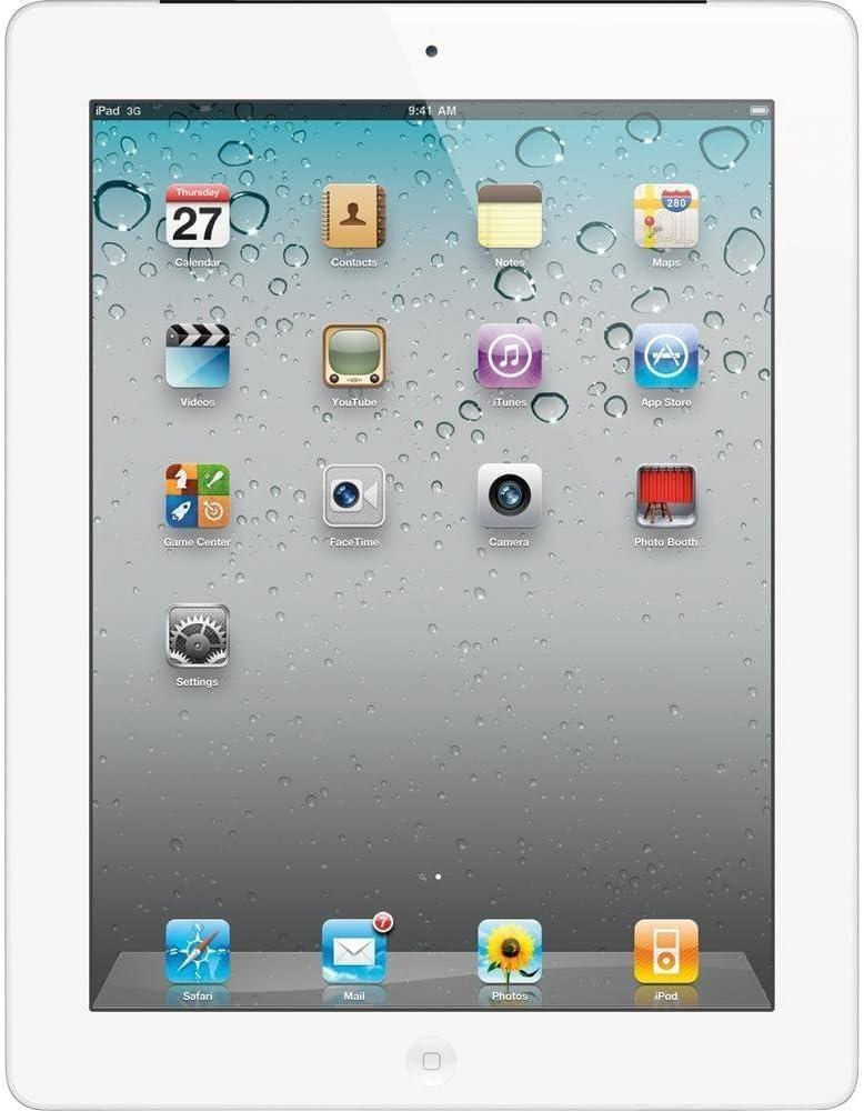 NEW Apple iPad 3rd Gen 3G 16GB UNLOCKED Wi-Fi BLACK or WHITE with RETINA