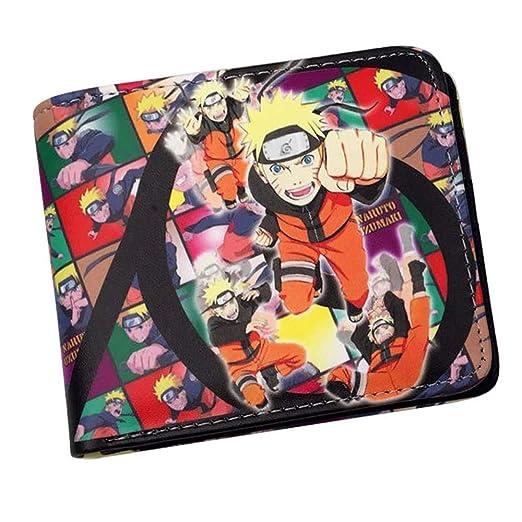 PAPHNN Anime Wallet Carteras De Juegos Cosplay School ...
