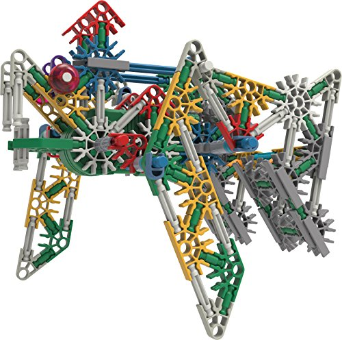 61%2Bo28O%2BU8L - K'NEX Imagine – Power and Play Motorized Building Set – 529 Pieces – Ages 7 and Up – Construction Educational Toy