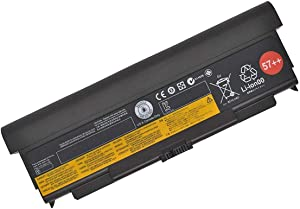 Ding 9 Cell T440P 57++ Replacement Battery Compatible with Lenovo ThinkPad T440P T540P 45N1152 45N1153 W540 W541 L440 L540
