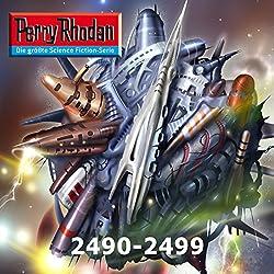 Perry Rhodan: Sammelband 10 (Perry Rhodan 2490-2499)