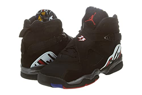 various colors 5996e d4853 Nike AIR Jordan 8 Retro (GS) 'Playoffs' - Size 5: Amazon.ca ...