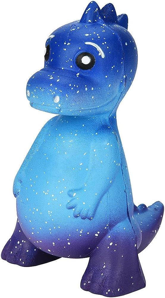 Fossrn Squishy Dinosaurio Galaxia Squishys Kawaii Grandes Con Olor ...