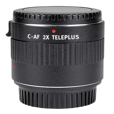 Venidice Mcoplus C-AF - Lente telescópica para cámara réflex ...
