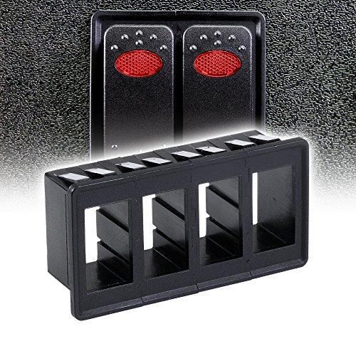 utv rocker switch panel - 1